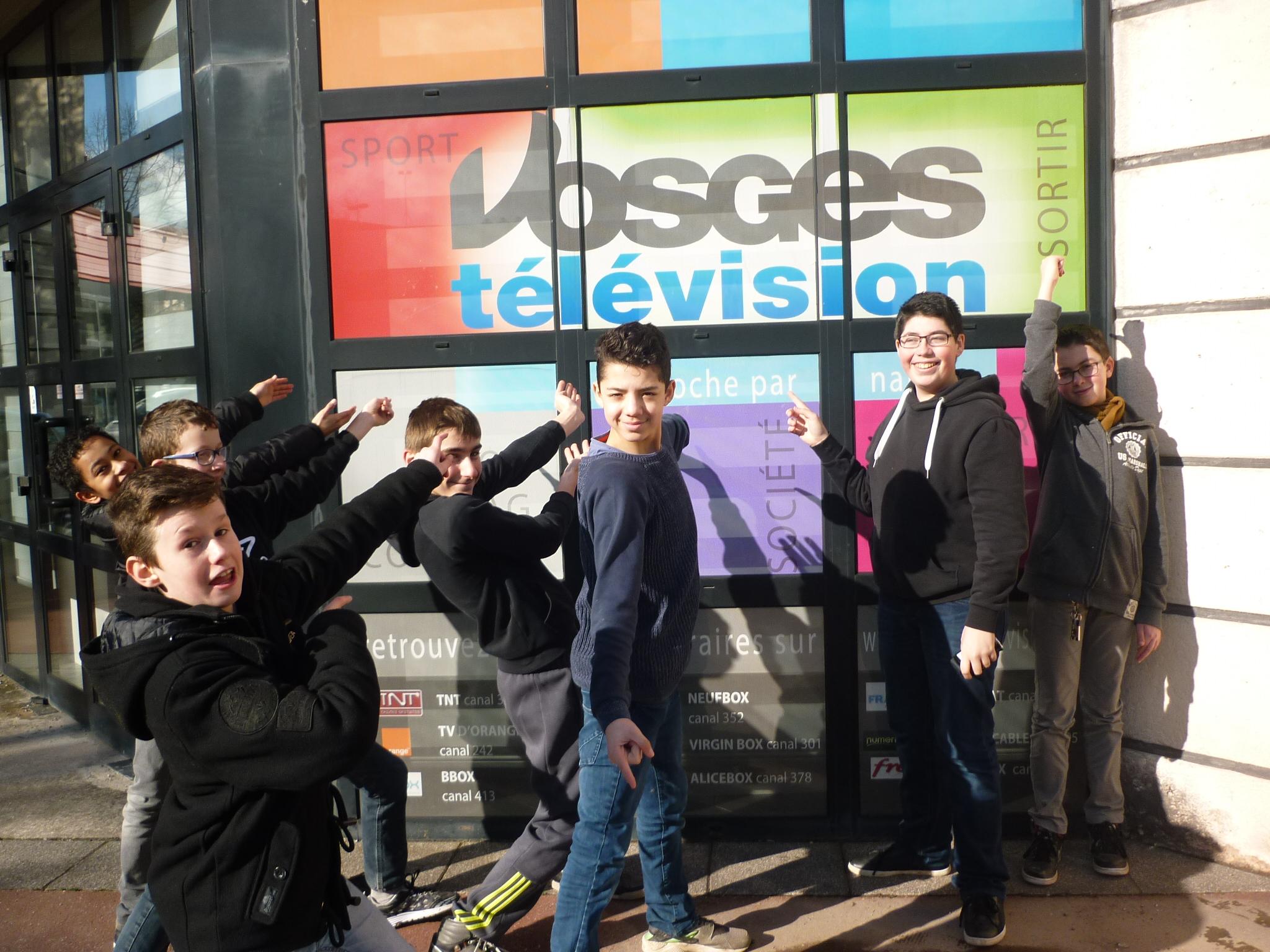 Devant Vosges TV