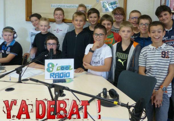 Hebdo 12 - Photo de l'équipe Scool Radio